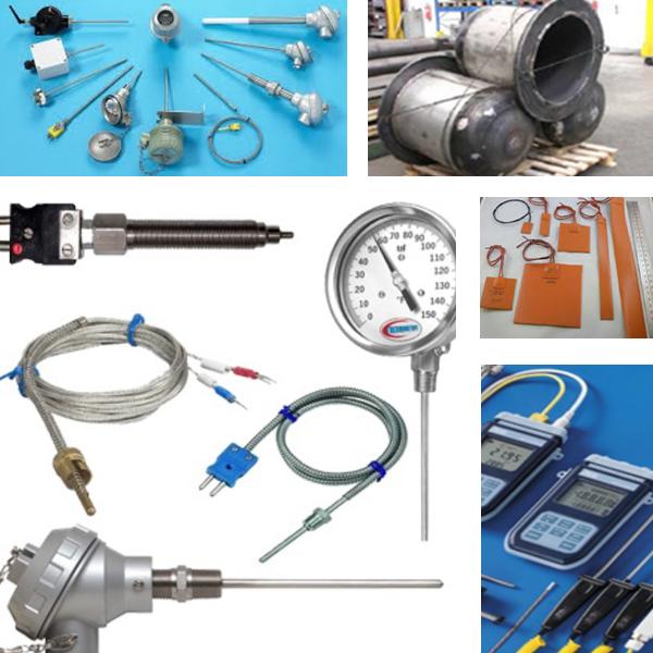 resistenze elettriche e accessori per forni industriali