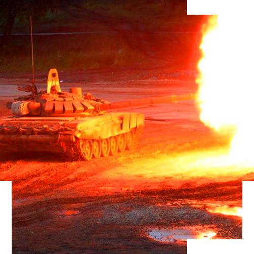 forni industriali per settore militare